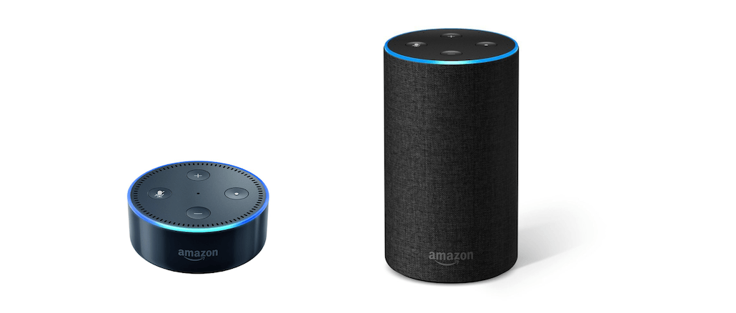 2019-08-09 Amazon Echo Produktbild
