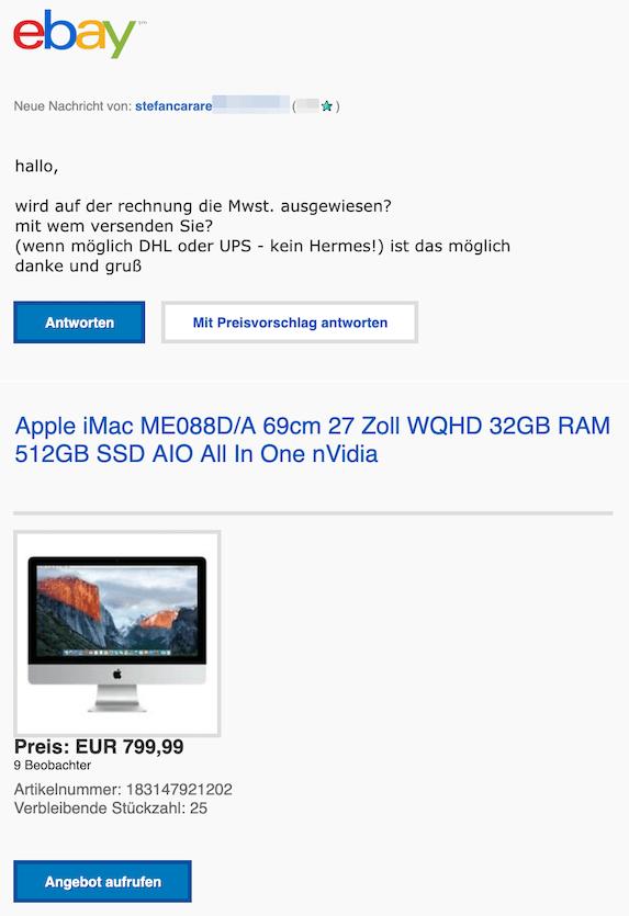 2019-08-10 Phishing eBay