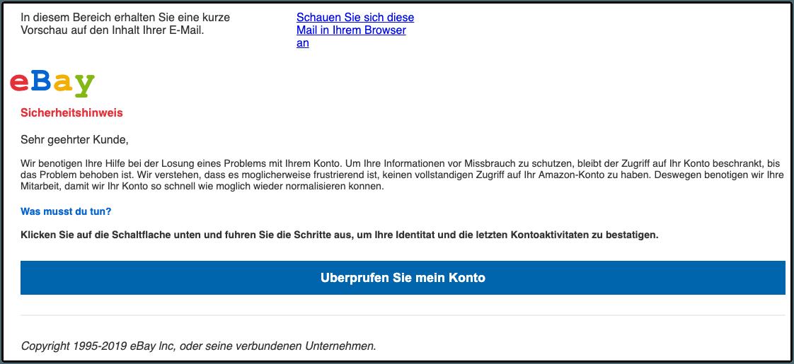 2019-08-15 Phishing ebay
