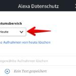 Anleitung Amazon Alexa Aufnahmen anhoeren 5