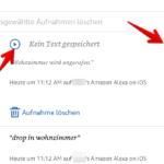 Anleitung Amazon Alexa Aufnahmen anhoeren 6
