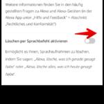 Anleitung Amazon Alexa Aufnahmen anhoeren 8