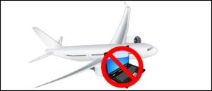 Flugverbot Apple MacBook Pro