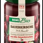 Rückruf Marmelade Rewe Sauerkirsche