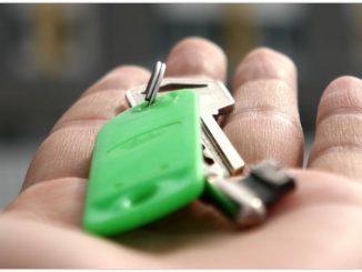 Schlüssel Wohnung Symbolbild