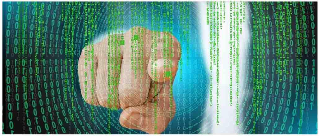 Symbolbild Daten Datenleck Datenklau