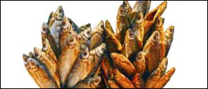 Symbolbild Trockenfisch