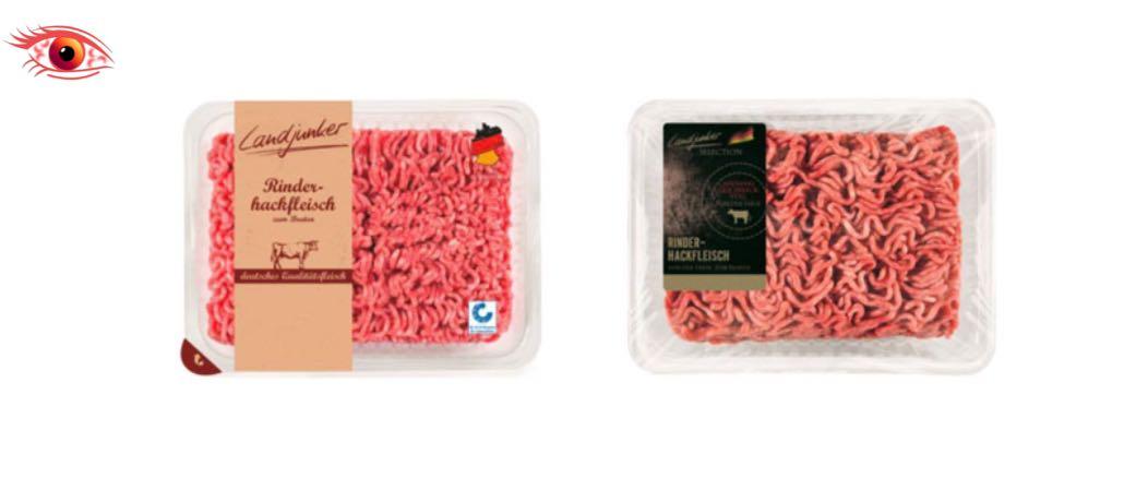 2019-09-03 Rückruf Landjunker Rinderhackfleisch