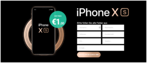 2019-09-23 Abofalle iPhone XS T-Online E-Mail