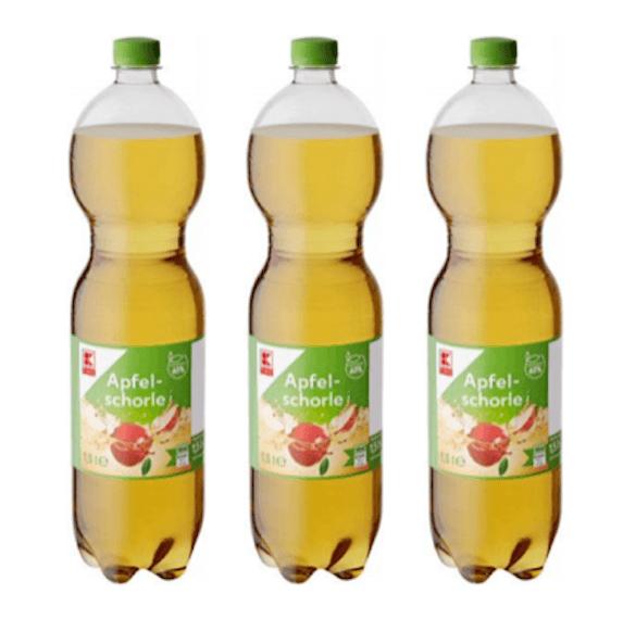 2019-09-27 Rückruf Apfelschorle