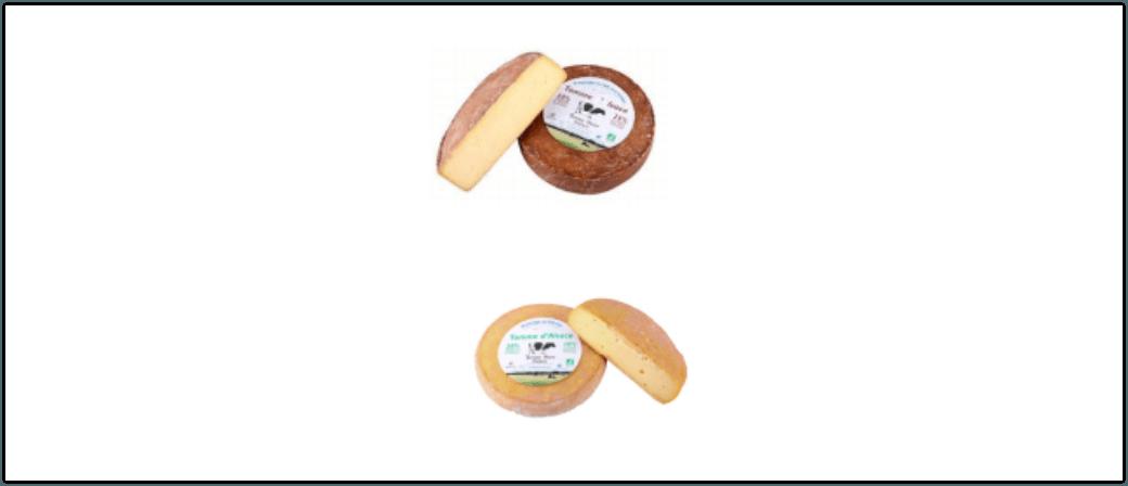 Rückruf Käse Frankreich