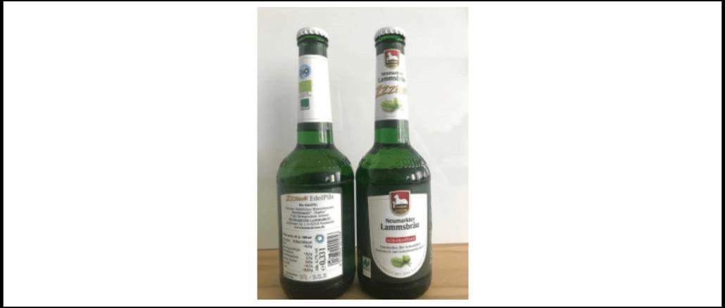 Rückruf Lammsbräu Zzzisch Bio-Edelpils