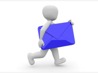 Symbolbild EMail Post