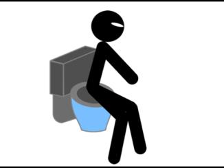 Symbolbild Klo Toilette