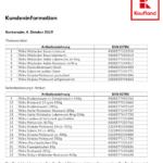 2019-10-04 Kaufland Liste