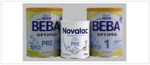 Babynahrung mit Mineralölrückständen verunreinigt