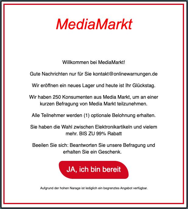 MediaMarkt Abofalle