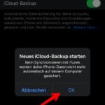 2019-11-01 iPhone Backup in der iCloud erstellen 15