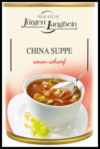 2019-11-19 Rückruf China-Suppe sauer-scharf Feine Küche J Langbein