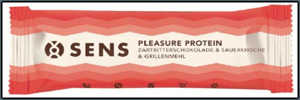 2019-11-19 Rückruf Sens Pleasure Proteinriegel