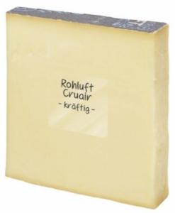 2019-11-29 Rueckruf Kaese Rohluft Cruair kraeftig wegen Listerien