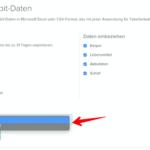 Fitbit Daten herunterladen 3