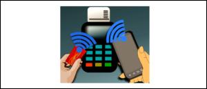 NFC kontaktlos bezahlen Symbolbild