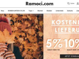 Ramoci-com Erfahrungen Onlineshop