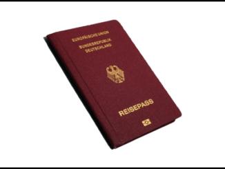 Reisepass Symbolbild