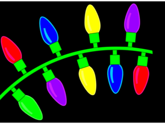 Symbolbild Lichterkette