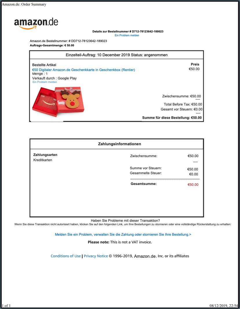 2019-12-11 Phishing Amazon 2