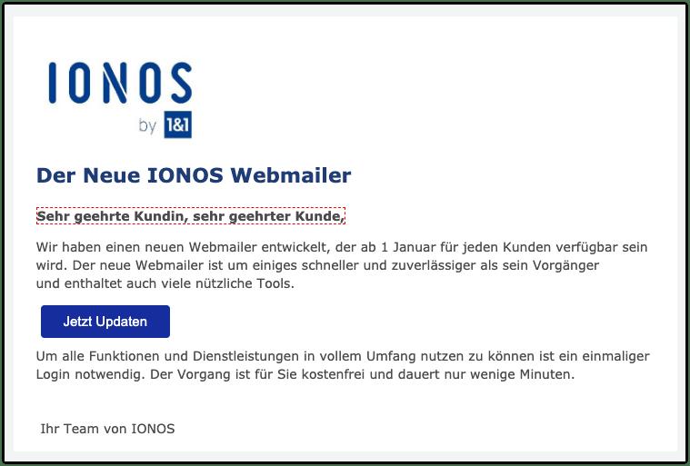 2019-12-13 1und1 IONOS Spam-Mail Webmailer