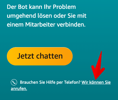 Kontakt Zu Amazon Telefonisch