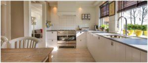 Ferienwohnung Küche Symbolbild