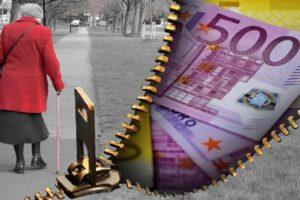 Trotz Altersarmut: Viele Rentner verzichten auf ihnen zustehendes Geld. Warum?