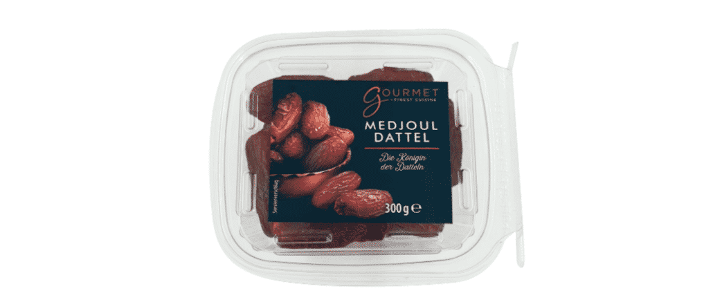 Rückruf Aldi Nord Gourmet Datteln