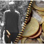 Senior Rentner Rente Geld Finanzen Symbolbild
