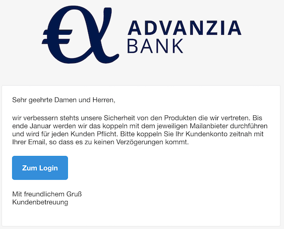 2020-01-27 Phishing Advanzia