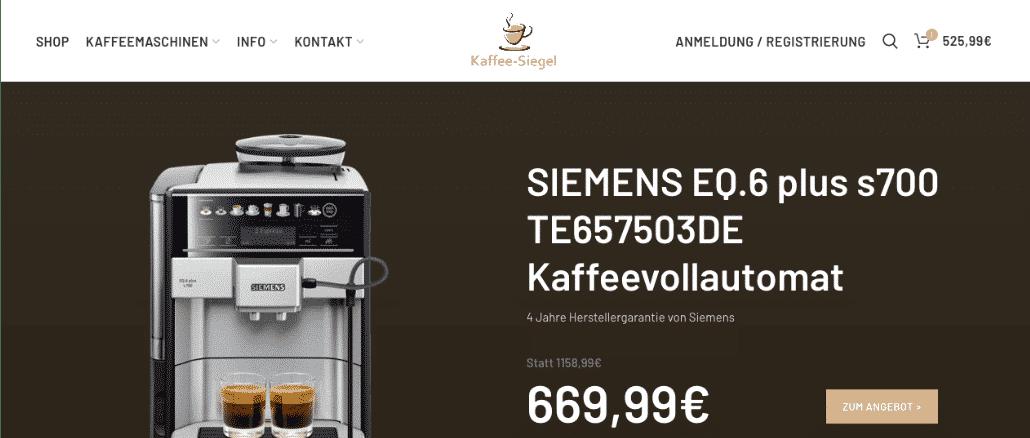 Kaffee-Siegel-de Fakeshop-Verdacht
