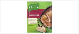 Rückruf Unilever Knorr Fix für Sauerbraten