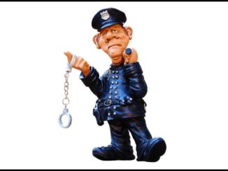 Symbolbild Verhaftung, Strafbefehl, Haftbefehl