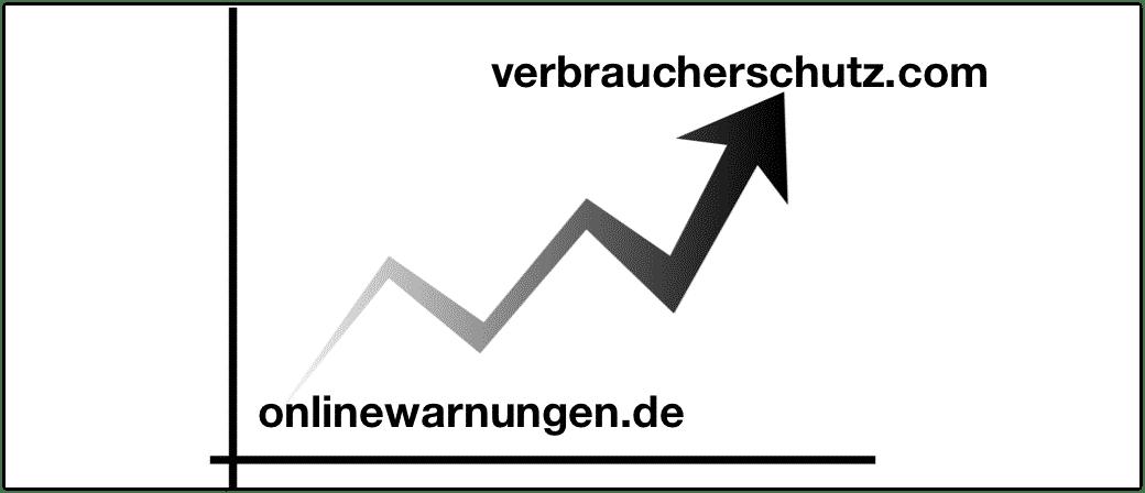 onlinewarnungen.de wird zu verbraucherschutz.com