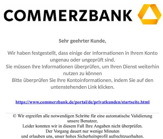 2020-04-22 Phishing Commerzbank