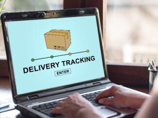 Paket Verfolgung Tracking Symbolbild
