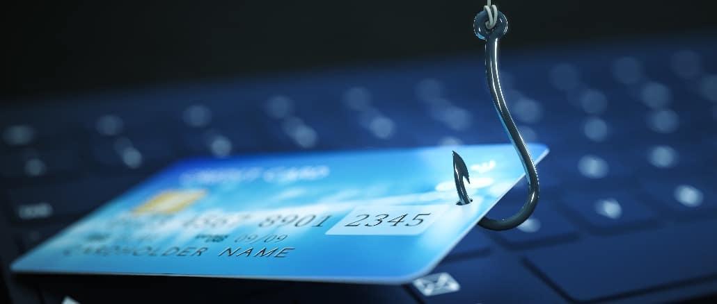 Phishing Kreditkarte Symbolbild