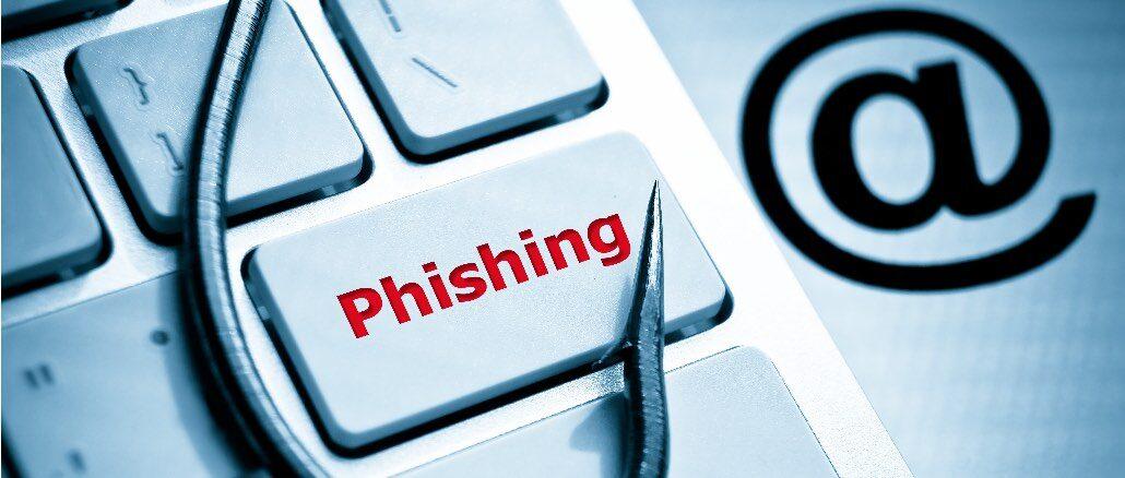 Phishing Mail Symbolbild