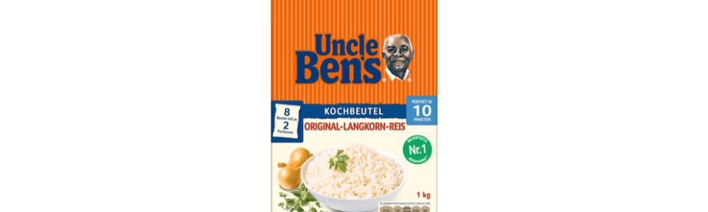 Wegen Metallsplitter: Uncle Ben ́s ruft Original-Langkornreis zurück