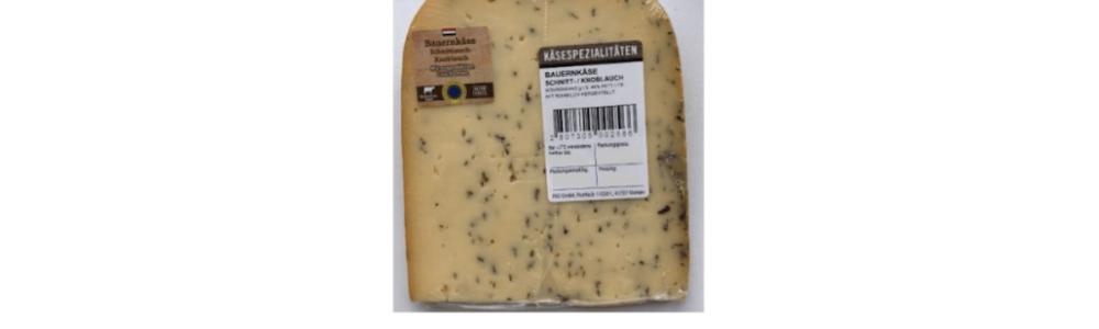NETTO Marken-Discount ruft zurück: Bauernkäse mit E.coli belastet – Gesundheitsgefahr