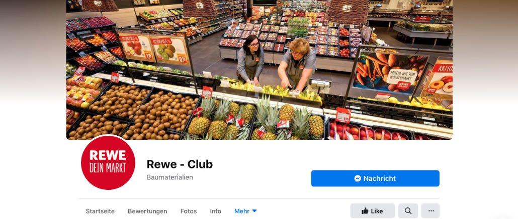Rewe Gewinnspiel Fake