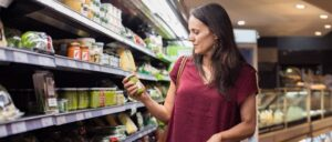 Einkauf Lebensmittel Symbolbild